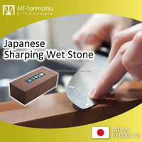 Professional WASHOKU And Sushi Chef's Using Sharp Stone NANIWA Series