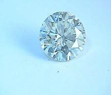 3.09ct F-SI1 Loose Diamond Round 900,000 GIA Certified Diamond Wholesale JEWELFORME BLUE