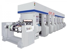 All colours printing machine