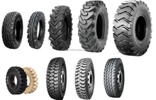TIRES FOR AUTOMOBILES (BIAS AND RADIAL)
