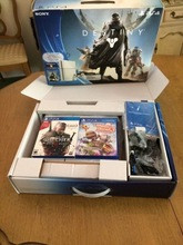 Wholesale / Promo For SONY PLAYSTATION 4 PS4 500GB WHITE CONSOLE , 10 GAMES - ORIGINAL - FREE SHIPPING - SEALED IN BOX