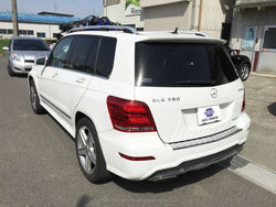 Genuine Mercedes-Benz GLK350 Japanese owner used high quality cars for sale at reasonable price