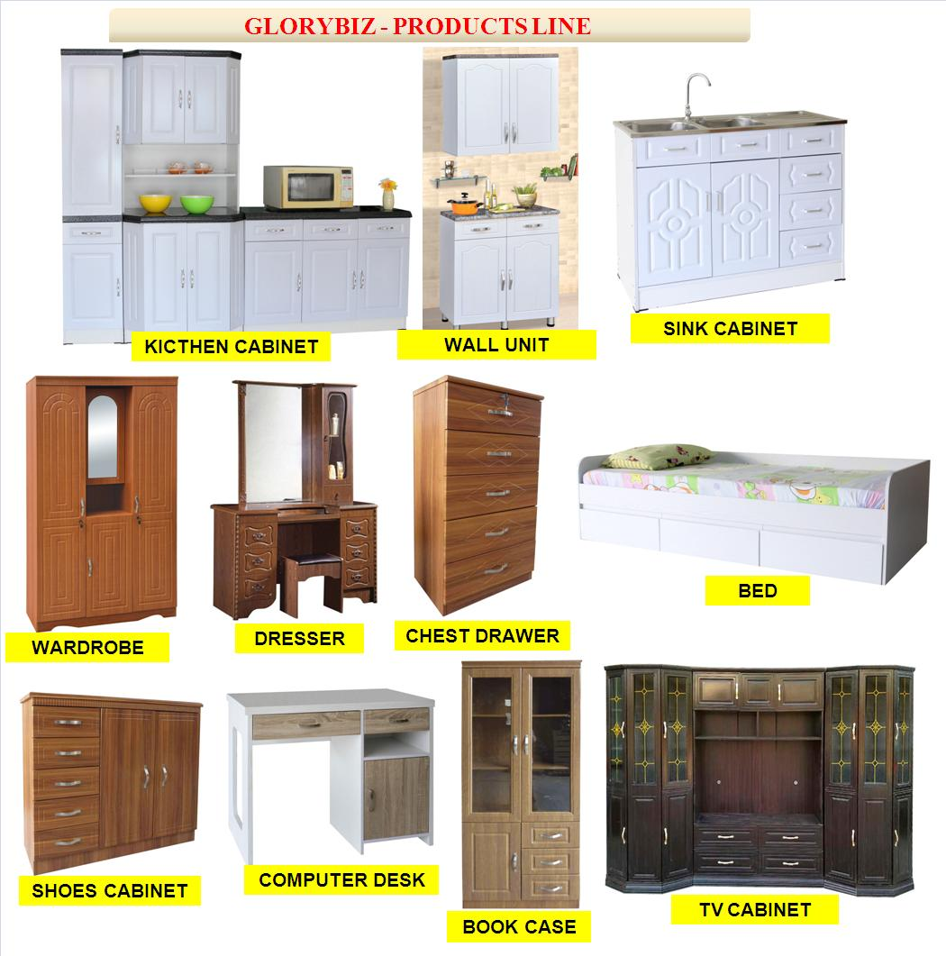 Sink kitchen cabinet with white color cabinet for home for Cheap ready made kitchen cabinets