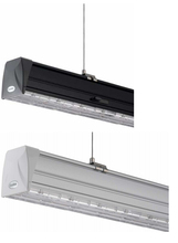 Singapore,16-80W Railed Connectable Linear LED, Dimmable(1-10V,Dali, PWM), Emergency,Intelligent sensor,Railed Linear LED Light