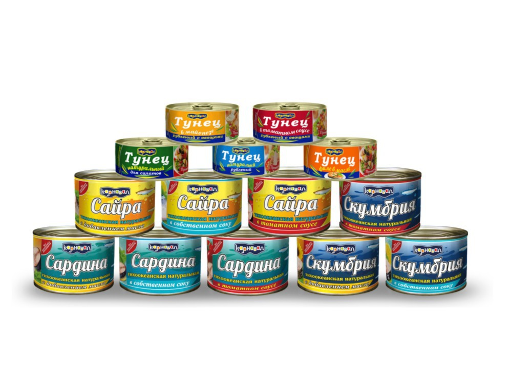 Thailand canned fish buy canned fish product on for Fishpond products