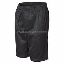 Gym Performance men Shorts, 100% polyester blank design factory best sale short for men