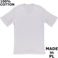 High Quality 100% Cotton Men's T-shirt Made in EU Big Size XXL