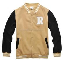 Wool Varsity Jacket/college jacket/basketball jacket