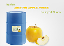 Iranian Aseptic Apple Puree