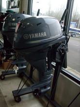 Used Yamaha 150HP 4-Stroke Outboard Motor