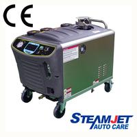 portable steam car wash