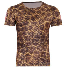 2014 New Latest 3D Printing Service 3D T shirt Designs 2014 Men Fashion Clothes Manufacturers