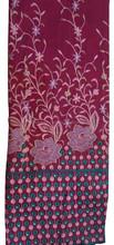 Designer Raw silk fabric latest designs/. Raw Silk George Fabric For Garment New Design SM0102