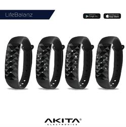 Akita LifeBalanz - Health and Fitness Wristband