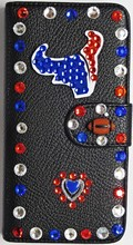 3D LUXURY DIAMOND JEWELED PHONE CASE FOR LG G3 MINI