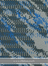 Printed PVC Sponge Leather