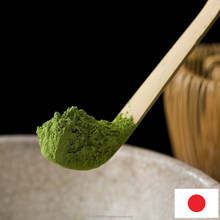Premium and Easy to use matcha tea with components for health and beauty made in Japan