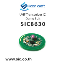 UHF Transceiver IC with Low Power RF Wake-up Mode
