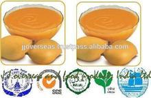 Pulpa de mango totapuri/indio de pulpa de mango/mango pulpa/jugo de mango/mango sopademariscos/mango concentrado/