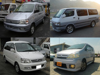 Japanese and Durable half cut used car at reasonable prices long lasting
