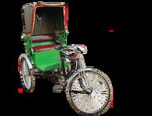 Electric /manual Auto Rickshaw