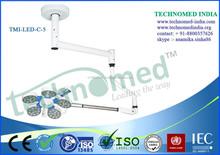 TMI-LED-C-5 Surgery or light led hospital operation light led ceiling operation light surgical operation theatre lamps