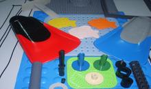 Silicone Rubber Products such as Oring, Seal, Plug for Automotive, Electrical, Mechanical, medical and other Industry
