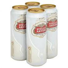 Stella Artois Beer, Lite Beer, Budweiser Beer, Corona