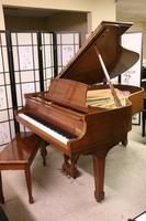 "Steinway M 1978 5'7"" $13,500 (VIDEO) Recently Refurbished"