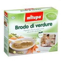 Milupa sopa de vegetais 10 saquetas