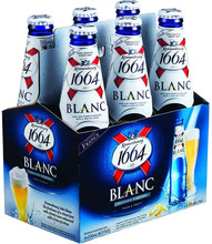 Kronenbourg 1664 Blanc Bottled / Can Beer Exporters