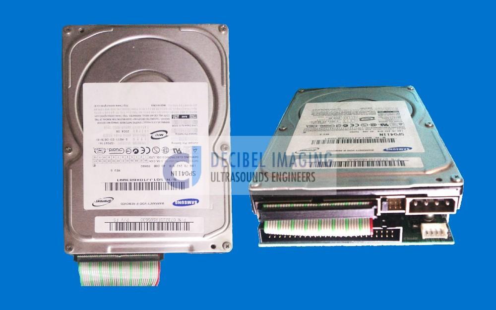 Logiq 400 Pro Hard disk
