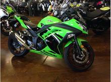 NEW ARIVAL! 2014 Kawasaki Ninja 300 ABS SE