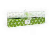 Coconut and Lime Scented Drawer Liner From Scentennials