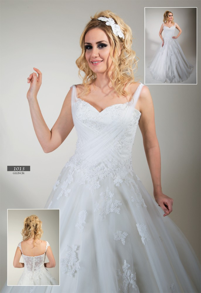 Lace Wedding Dress With Tulle Overlay Wedding Dress Lace Body