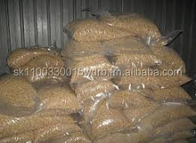 wood pellets 6mm, 15kg bags with logo, price list inside