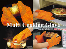 Arnest Household Sundries Kithcn Accessories Cooking Utensils Oven Mitts Heat-proof Silicone Gloves 75684 75685