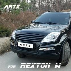 [ARTX] SsangYong Rexton W - Luxury Generation Tuning Grille (Body Color/ Black Matte / Carbon Black)