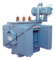 Power & Distribution Transformers from 25 KVA to 5000 KVA upto 33 KV.
