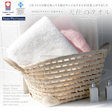 Japanese and Reliable organic cotton towel Imabari towel for Tasteful