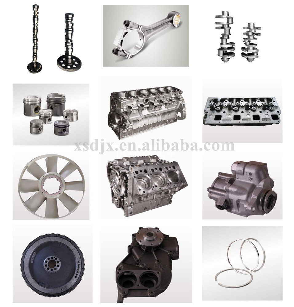 Excellent Quality Heavy Diesel Engine Parts For Mercedes Truckbus Benz Mercedesbenz Truck System