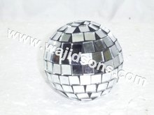 hot sale fashion party rounded christmas gift decoration ball | green stone made ball | floor decor ball