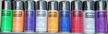AMCO Neon UV Glow Spray Paint