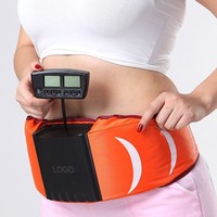 Abdominal Belt with two function of the EMS and vibration