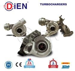 49130-01610 Turbocharger for Mitsubishi Pajero Mini KW/Cv TD02