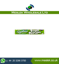 Fruit Pastilles Tube - Wholesale Rowntree's