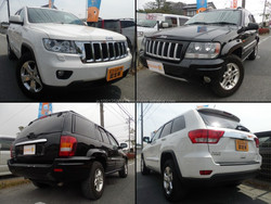 Durable and High quality jeep grand cherokee used car for irrefrangible accept orders from one car