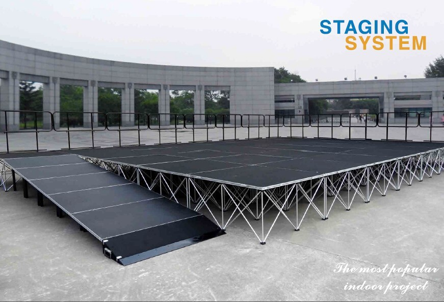 Permalink to Portable Outdoor Stage