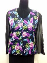 Top tunics dresses shrug printed closeout surplus stock lot