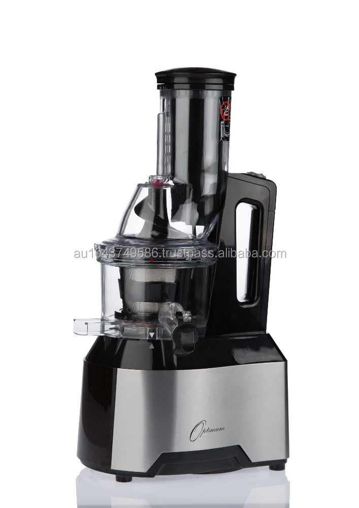 Optimum 600 Big-Mouth Cold Press (Slow) Juicer